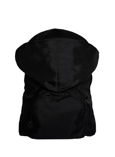 Morıkukko Sırt Çantası Siyah